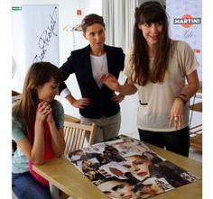 na warsztatach Fashion project