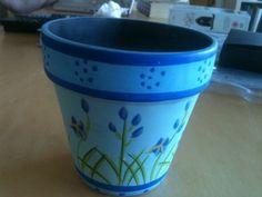 Day 300: Pretty Flower Pot