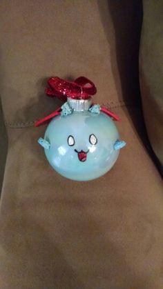 Catbug ornament