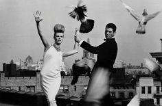 Rooftops, VOGUE, 1962