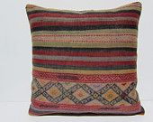 24x24 kilim pillow 24x24 oversized throw pillow 24x24 couch pillow large bohemian pillow large rug large sofa pillow 24x24 pillow case 29987