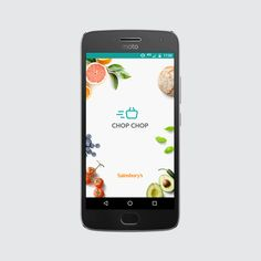 Chop Chop 1 hour grocery delivery service refresh