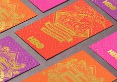This year we make use of colorful Woodfree uncoated papers to create a set of 5 red packet designs. Chinese New Year Design, Chinese New Year Card, Examples Of Business Cards, Cool Business Cards, Japan Branding, Chinese Branding, Chinese Festival, Chinese Element, Project Red