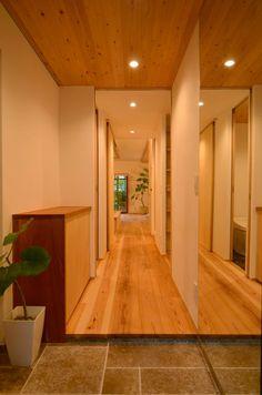 『行灯障子の小上がりとサワラ張りハーフバスのある家』兵庫県西宮市 | 木のマンションリフォーム・リノベーション設計実例…