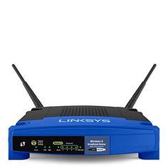 Linksys WRT54GL Wi-Fi Wireless-G Broadband Router Linksys