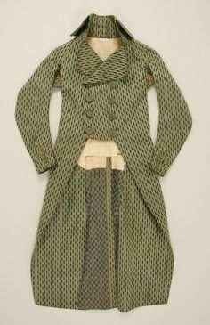 Coat1790sThe Metropolitan Museum of Art