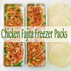 Freezer meals before baby