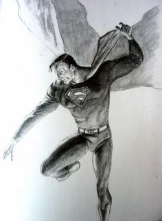 alex ross pencil sketches - Google Search