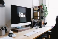 Create the right home office space to work from and you won't mind getting down to work with a retreat to motivate your mind. Create the right home office for you to work from with these tip tips. Illinois, Ohio, Oklahoma, Inspirational Words Of Wisdom, Increase Productivity, Productivity Apps, Workplace Productivity, Co Working, Working Mums