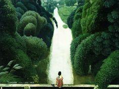China ~ painting by Jian Chong Min