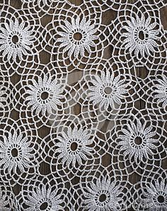 Best 12 Creative Image of Crochet Tablecloth Pattern Crochet Tablecloth Pattern Handmade Crochet Tablecloth Pattern Stock Photo Picture And Royalty Filet Crochet, Crochet Motifs, Crochet Stitches Patterns, Crochet Diagram, Doily Patterns, Crochet Squares, Crochet Shawl, Crochet Designs, Crochet Doilies