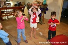 The Natural Homeschool: Homeschooling November 2013 Part 1