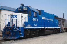 EMD GP38-2 GMTX 2146 - User:Morven - Wikimedia Commons