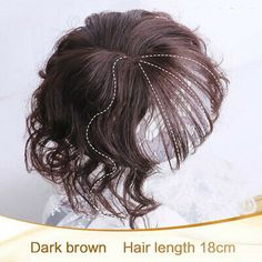 Bob Hairstyles With Bangs, Wedding Hairstyles For Long Hair, Crown Hairstyles, Human Hair Clip Ins, Remy Human Hair, Curly Hair Pieces, Hair Extensions For Sale, Short Curly Wigs, Hair Toppers