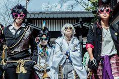Todoroki Cosplay, Cosplay Outfits, Why Do People, Touken Ranbu, My Idol, Otaku, Musicals, Anime, Punk