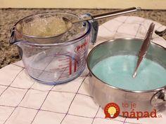Nelejte ju len do práčky, na toto je 100-krát lepšia: Neoceniteľné triky s obyčajnou avivážou - využijete denne! Liquid Measuring Cup, Measuring Cups, Ale, Sweet Home, Kitchen Appliances, Health, Funguje To, Environment, Soaps