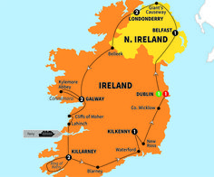 Dublin and Belfast feature in this Regional Explorer trip that journeys through the North and South of Ireland. Cliffs Of Moher, Londonderry, Connemara, Emerald Isle, Belfast, Dublin, Ireland, Irish, Tours