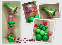 Sant Jordi bubble