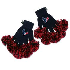 Houston Texans  spirit  fingers