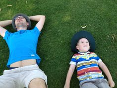 Do not bother me, I am dreaming:) #besttimespending #kidsactivities #playtogether