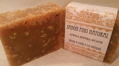 Jabón de avena Extra suave, $45 en https://ofeliafeliz.com.ar