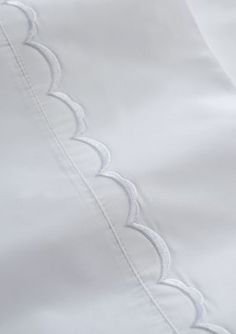 Westport  Ribbon King Sheet Set - White