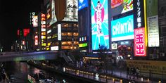 There are a number of fun things to do in Osaka in 3 days, like visiting the lively Dotonbori area, the Osaka aquarium and Universal Studios Japan. Osaka Japan Things To Do, Universal Studios Japan, Stuff To Do, Adventure, Day, Adventure Game