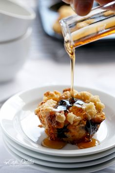 Cafe Delites | Blueberry Cheesecake French Toast Streusel Muffins | http://cafedelites.com