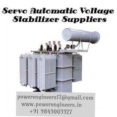 Best #ServoAutomaticVoltageStabilizerSuppliers in Bangalore.