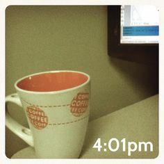 si, es una taza de cafe