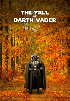 The Fall of Darth Vader  Created & submitted by Van Oktop