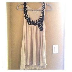 I just discovered this while shopping on Poshmark: Urban Outfitter Tank Sz L. Check it out!  Size: L