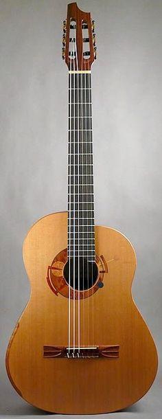 "Christian Koehn ""not so"" Classical Guitar --- https://www.pinterest.com/lardyfatboy/"
