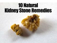 """Lets face it, having kidney stones is never a pleasant experience. Most of the time your given pain killers and told to """"let nature run its course."""" Keeping the kidneys healthy is essential for whole body health. Surprising enough, letting nature run its course isn't the only option. Drink lots of Water – Dehydration is …"""