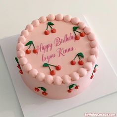 Pretty Birthday Cakes, Happy Birthday Cakes, Pretty Cakes, Cake Birthday, Best Friend Birthday Cake, Birthday Cake Designs, Best Friend Cake, Creative Birthday Cakes, Birtday Cake