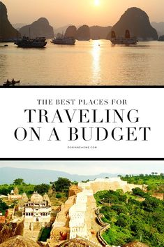 Does a vacation not fit in your budget? Think again. Budget travel tips #travel #budget