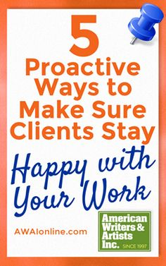 Mindy McHorse has five proven ways to keep your client happy and boost your chances of continued work. Business Thank You, Make Sure, Stay Happy, You Working, How To Become, How To Make, Copywriting, Good People, Finding Yourself