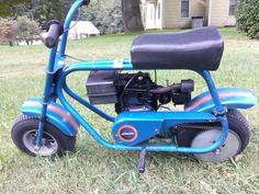 JC PENNY Minibike