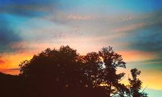 #tramontodiqualchegiornofa'#garfagnana#tuscany #italy by telmaacquario
