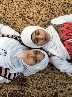 On Muslim Women's Day, Portraits Of Resilience And Strength+#refinery29