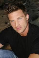 Steve Burton from General Hospital, oh my oh my oh my.... yeah Art knows I have the hots for him!!