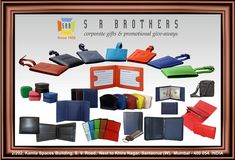 S R Brothers offer Leather Corporate gifts & Promotional gifts. Email us for your corporate gift requirements at info@srbrothers.com & Visit our website www.srbrothers.com #quality👌 #srbrothers #corporategifts #wallet #ladieswallet #keychain #luggagetag #cardcase #pouch