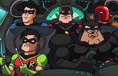 Conoce el Batmetal: La oscura banda de metal animada de Batman | Cómics