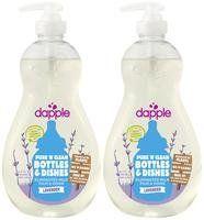 Dapple   Baby Bottle & Dish Liquid - Lavender - 16.9 oz