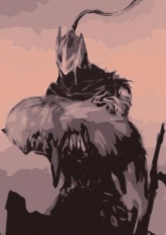 Artorias and Sif -Dark Souls fanart by Pureadimelograno on DeviantArt