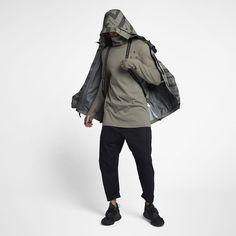 The future has imploded onto the present. Nike Acg, Nike Coats, Rain Jacket, Men's Jacket, Costume Design, Sportswear, Windbreaker, Raincoat, Street Style