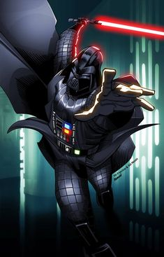 Star Wars - Darth Vader: The Dark Lord by Jerry Gaylord *