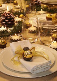 Ferrero Rocher decora la tua tavola