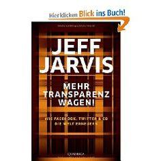 Absolut empfehlenswertes Buch für alle die dieses Internet nutzen. Als eBook schon erhältlich.