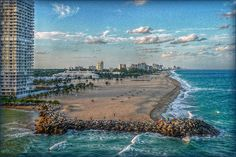 Leaving Port Everglades by Hanny Heim #seascape